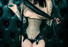 corsets gotica porn