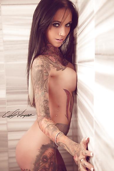 chicas sexys tattoos 7