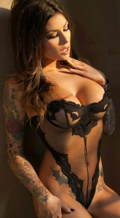 Chicas tatuadas 1