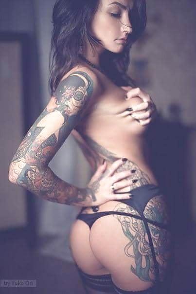 tatuajes sexis de mujer,