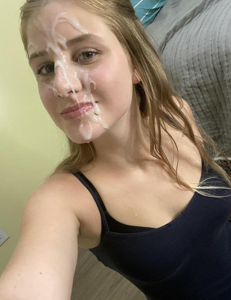 cum faces