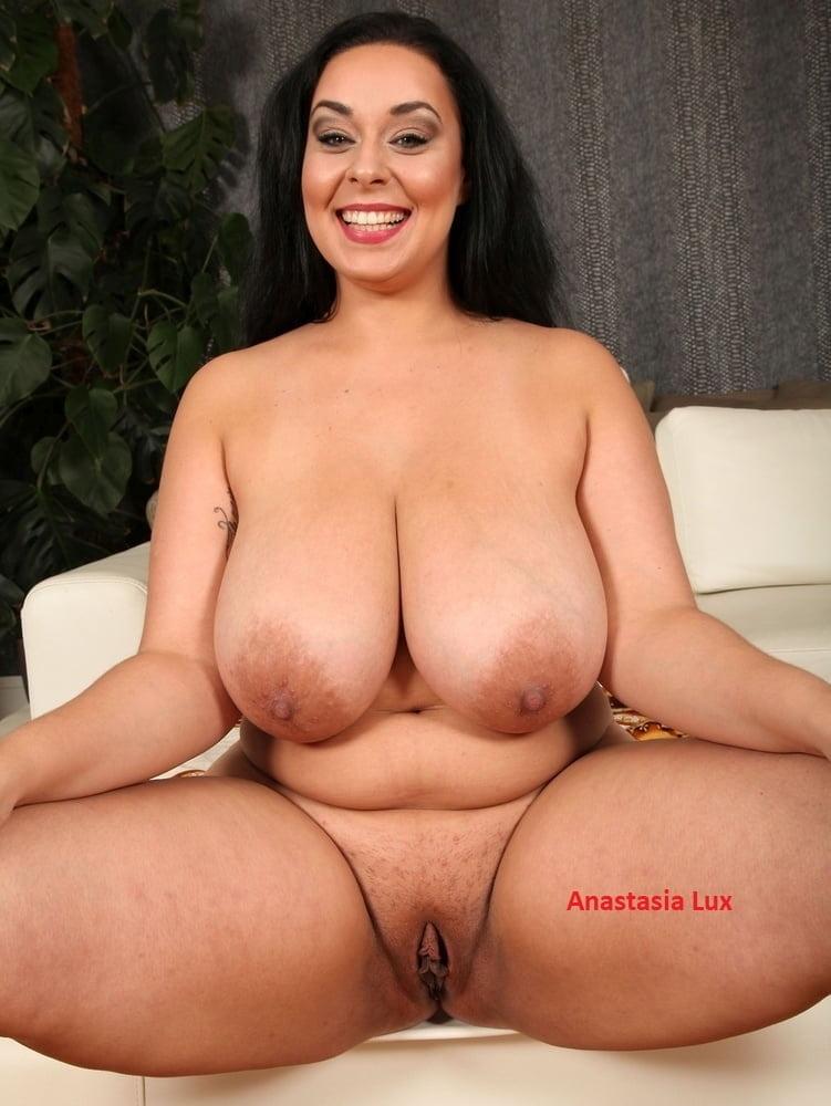BBW porn star
